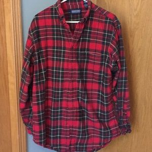 Super soft and warm flannel shirt